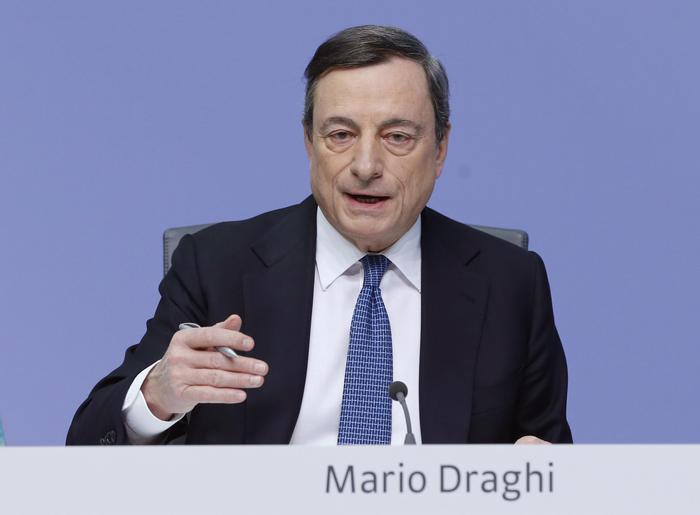 Draghi: interrogativi su tenuta Ue contro nuovi shock (ANSA)