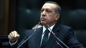 Il premier turco, Recep Tayyip Erdoğan (redpillviews.com)
