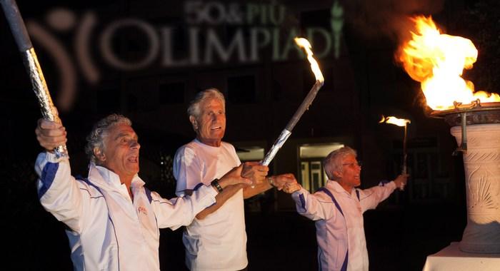 Matera, al via la XXIII edizione delle olimpiadi over50