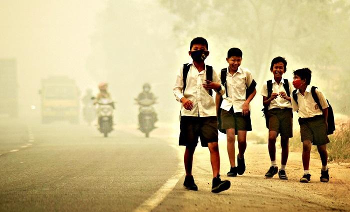 """Inquinamento killer, OMS: """"Ogni anno uccide 1,7 milioni di bambini"""""""