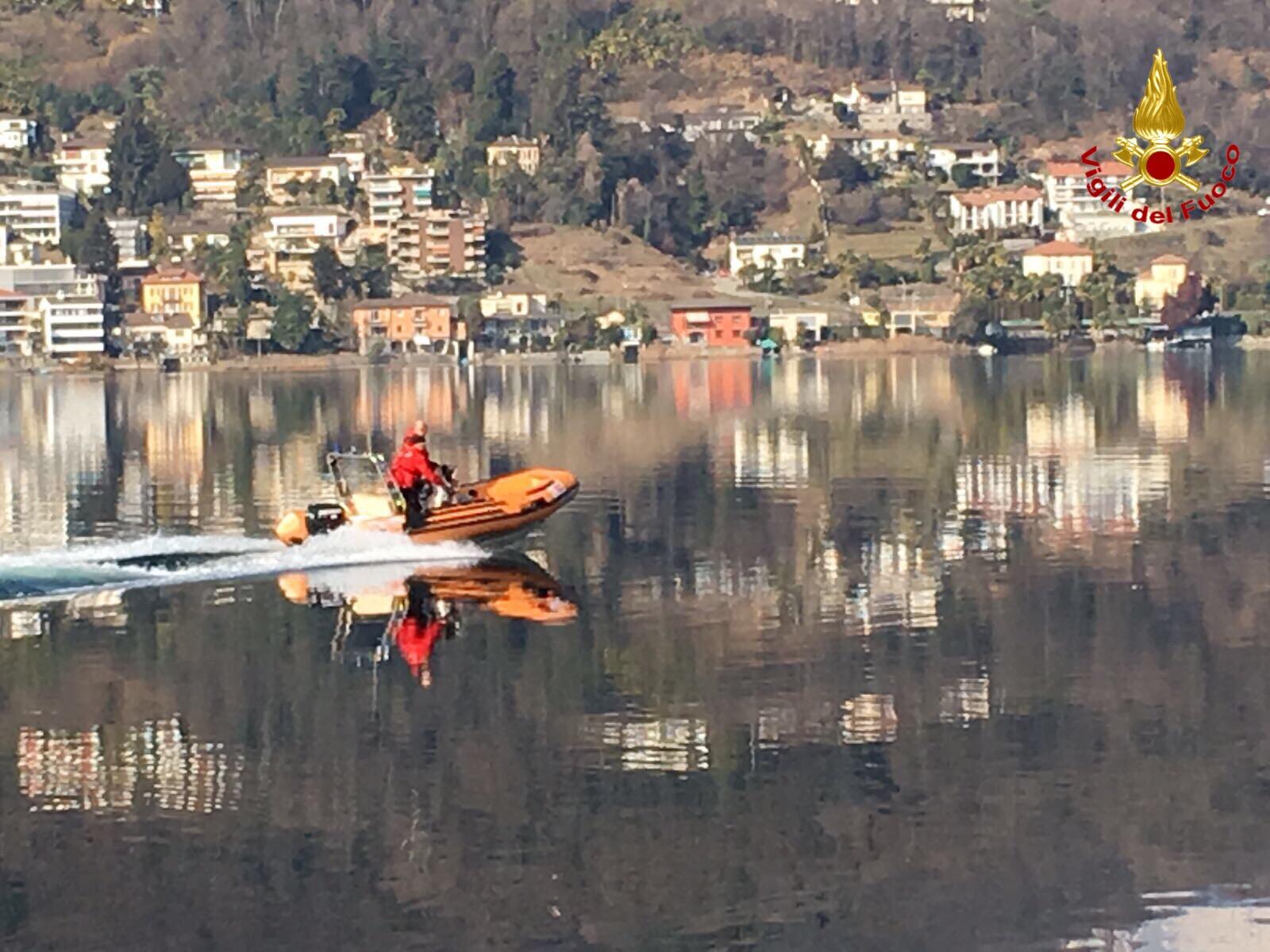 Lavena Ponte Tresa: trovato nelle acque del lago il corpo senza vita dell'uomo scomparso