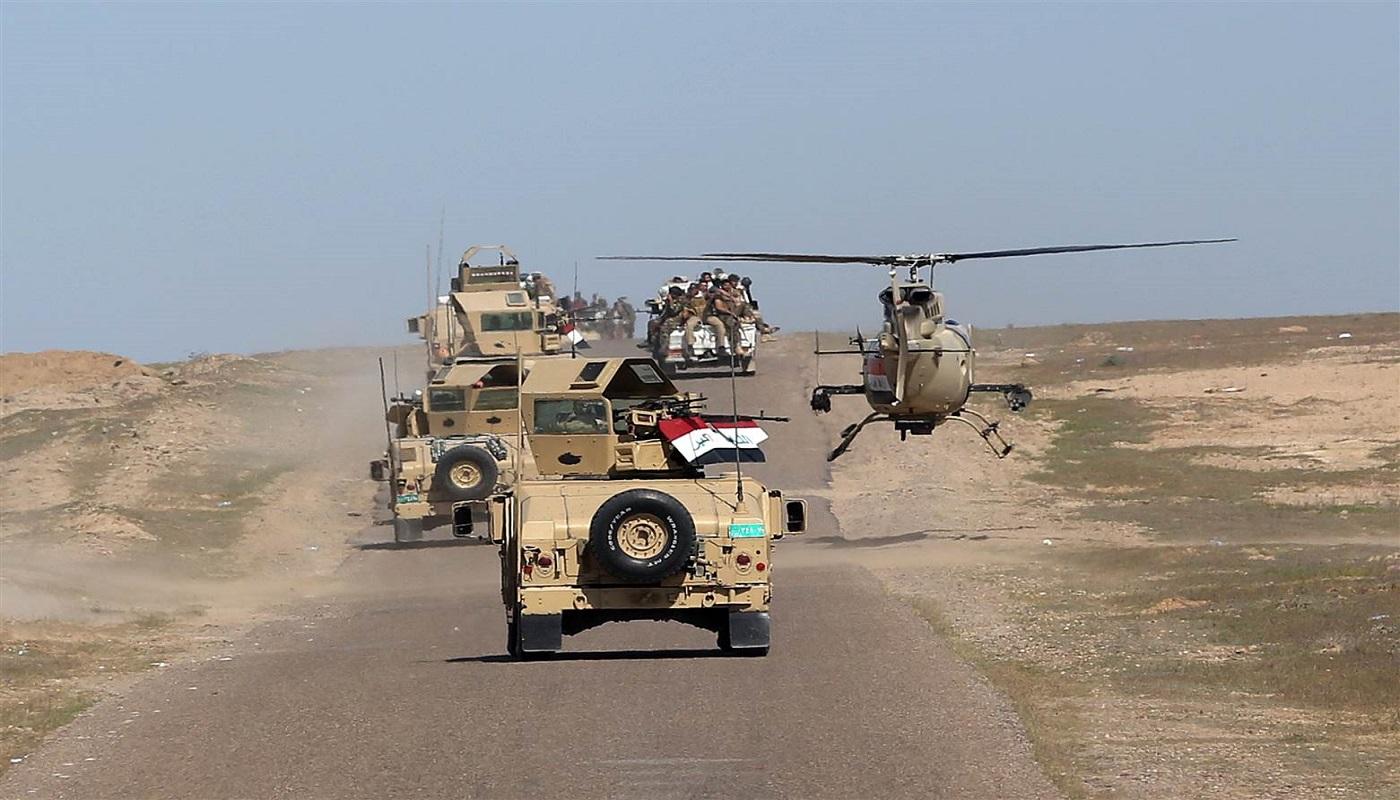 Iraq, al via le operazioni per liberare Mosul dall'Isis