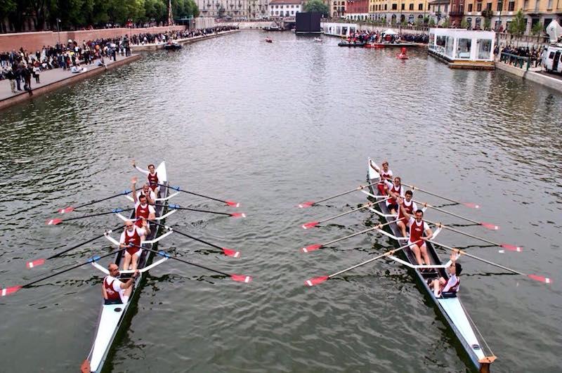 reMIVEri, a pochi giorni della loro partenza da Milano a Venezia
