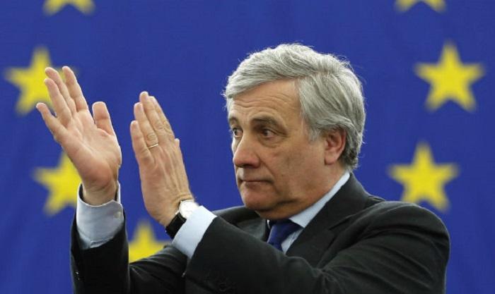 Antonio Tajani è il nuovo presidente del Parlamento Europeo