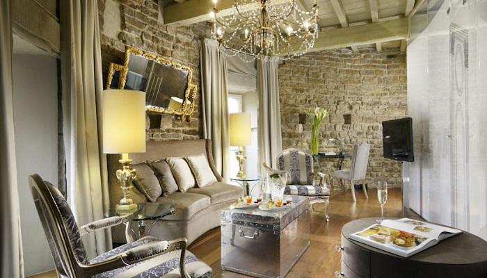 Italia, il paese con gli alberghi più romantici d'Europa