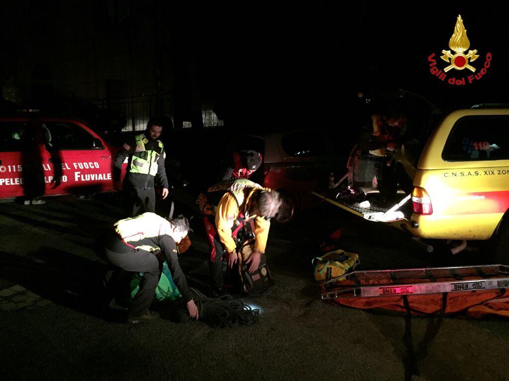 Laveno Mombello: 48enne perde la vita cadendo nel vuoto dalla funivia del Sasso del Ferro
