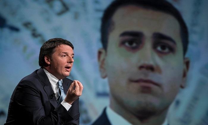 """Dimezzare l'indennità parlamentare, Renzi: """"Sono d'accordo, bisogna vedere come"""". Di Maio: """"Ho il 12% di assenze"""""""