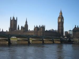 Il Parlamento Britannico a Londra (minube.it)