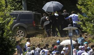 Commemorazione Massacro di Srebrenica (agi.it)