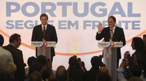 Pedro Passos Coelho e Paulo Portas (cmjornal.xl.pt)