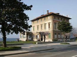 """Il Palazzo Verbania di """"Luino"""" (adiantum.it)"""