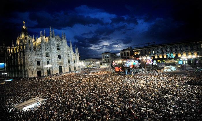 Capodanno italiano, tutti gli eventi in piazza da nord a sud