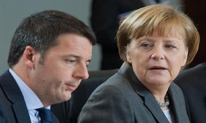 """Referendum, preoccupazioni da Berlino. Merkel:""""Dispiacere per le dimissioni di Renzi"""""""