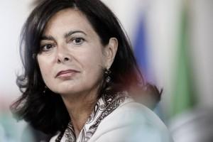 Il presidente della Camera Laura Boldrini (lettera43.it)