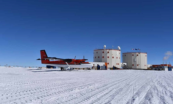 Ricercatori italiani al Polo Sud per salvare la Terra dal riscaldamento globale