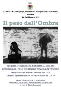 """""""Il peso dell'Ombra"""", un progetto fotografico di Raffaella G. Fidanza"""
