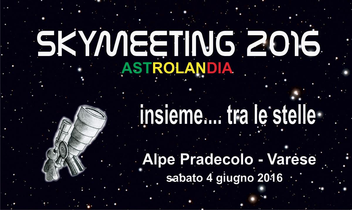 Skymeeting, appuntamento il 4 giugno all'Alpe Pradecolo Rifugio Campiglio