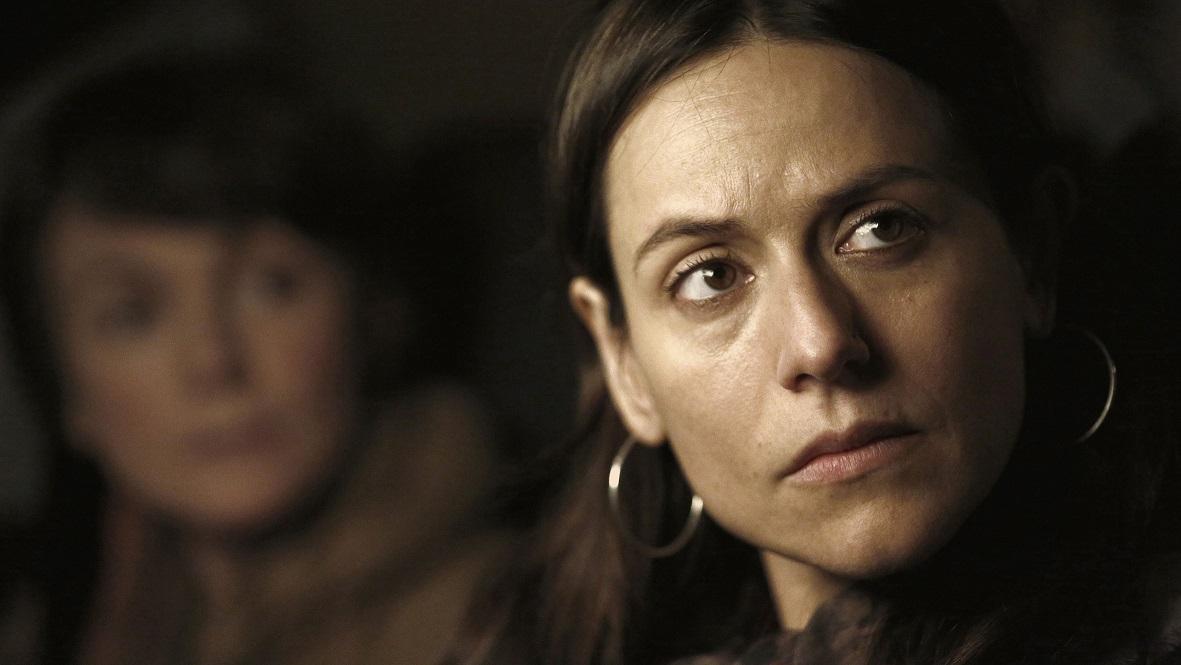 """Itziar Ituño, attrice protagonista di """"Loreak"""""""