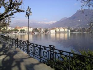 Il Lungolago di Lugano, capoluogo del Canton Ticino (meteoweb.eu)
