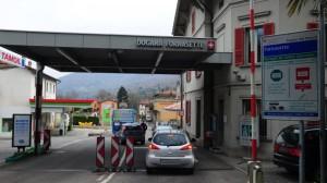 La dogana di Fornasette, nei pressi di Luino (ticinonews.ch)