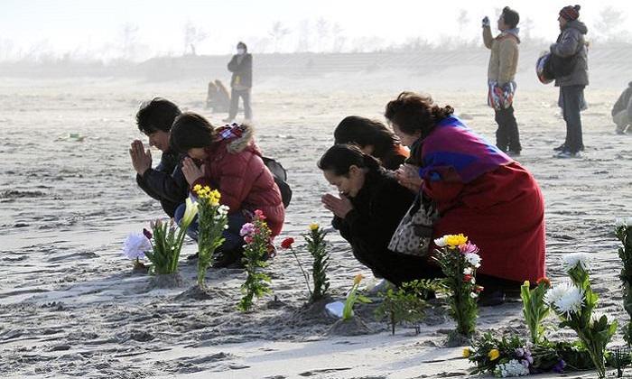 Fukushima, a sei anni dal disastro: per Greenpeace violati i diritti umani delle vittime