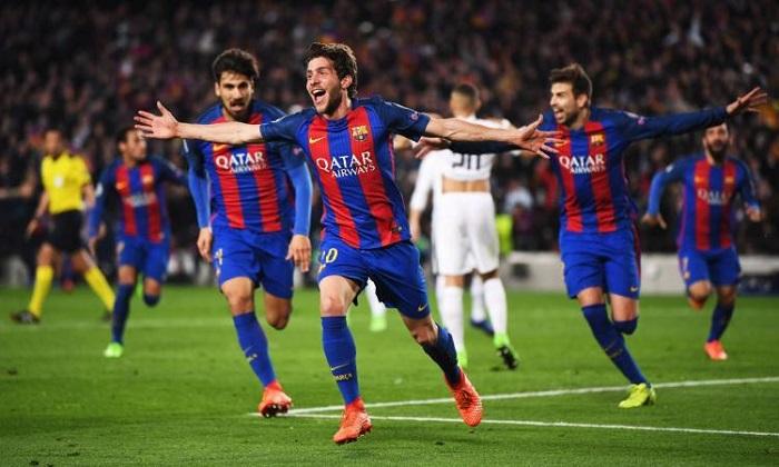 """Calcio, epica rimonta del Barcellona sul PSG. Le storie delle """"remuntade"""" impossibili"""