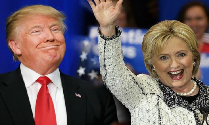 Presidenziali americane, ballottaggio e ombre tra Clinton e Trump