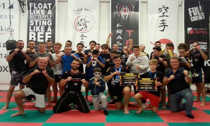 Kick boxing, l'italiano Daniel Borsei è il nuovo campione del mondo