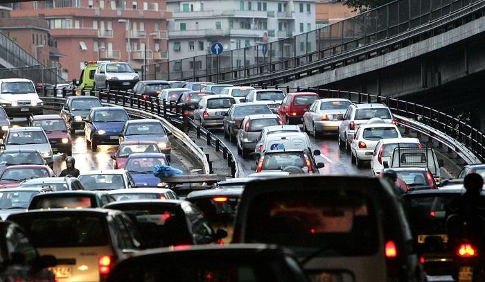 Traffico e rumore, un binomio italiano. Il primato a Palermo