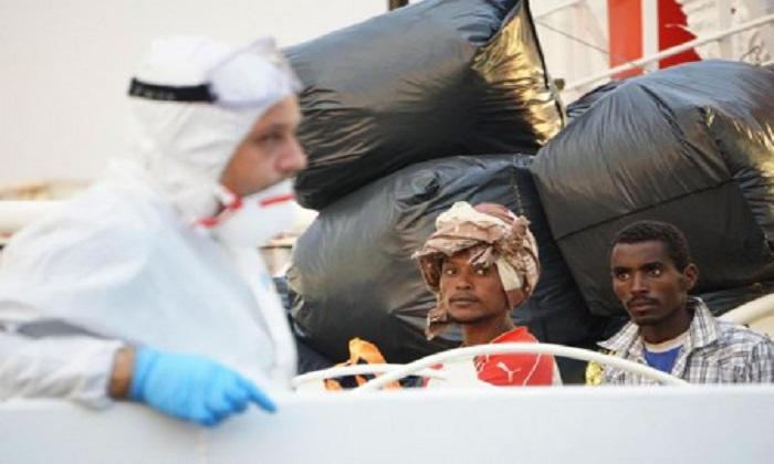 Migranti, oltre 4mila arrivi sulle coste siciliane. Numerose le salme sbarcate