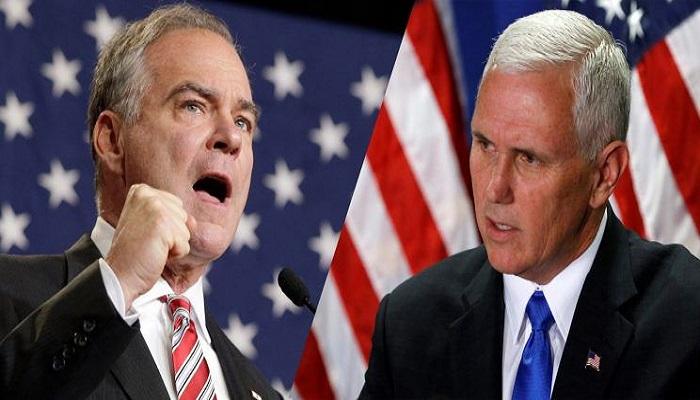 Pence vince il duello tv nello scontro tra i vice. Orgoglioso Trump