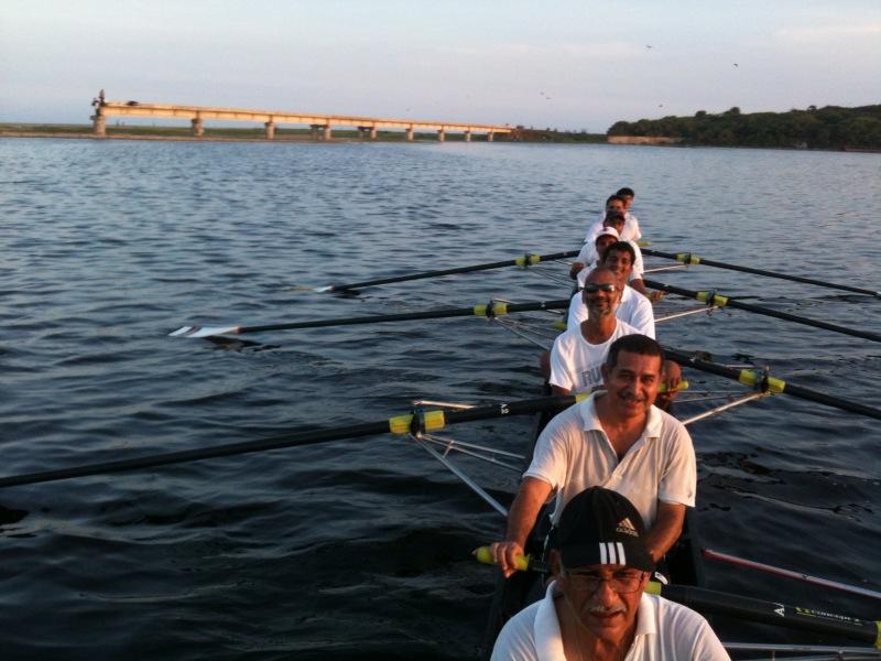 Krishnamohan Ramachandran: dall'India al FISA World Rowing Tour nelle acque del Lago Maggiore