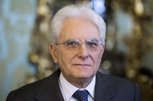 Il presidente della Repubblica, Sergio Mattarella (Foto Roberto Monaldo / LaPresse)