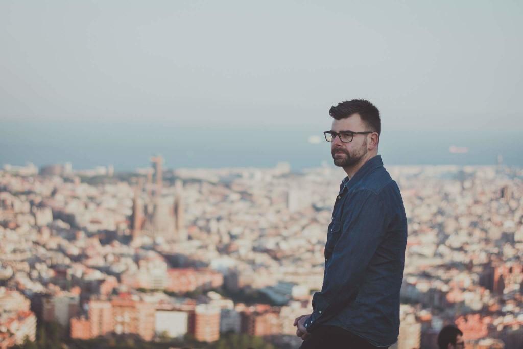 Michel Andreetti a Barcelona