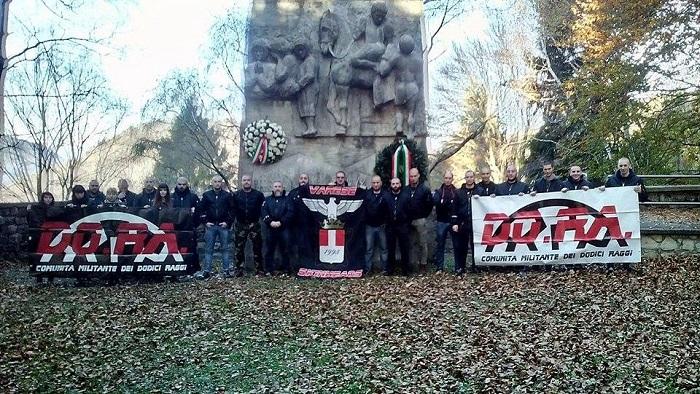 Varese, i neonazisti chiedono che l'Anpi sia messa fuori legge