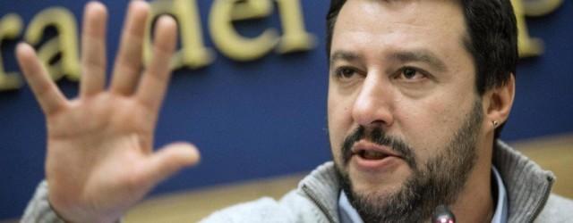 """Salvini prende le distanze da Grillo: """"Io non cambio idea ogni quarto d'ora"""""""