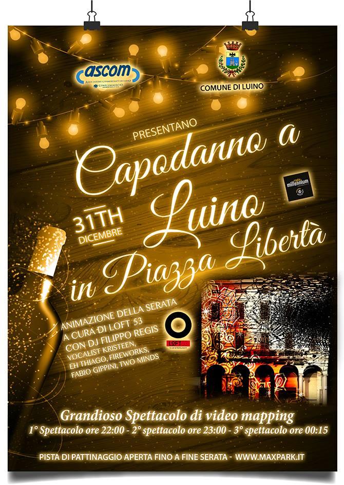 San Silvestro: dopo tanti anni a Luino si torna a festeggiare in piazza
