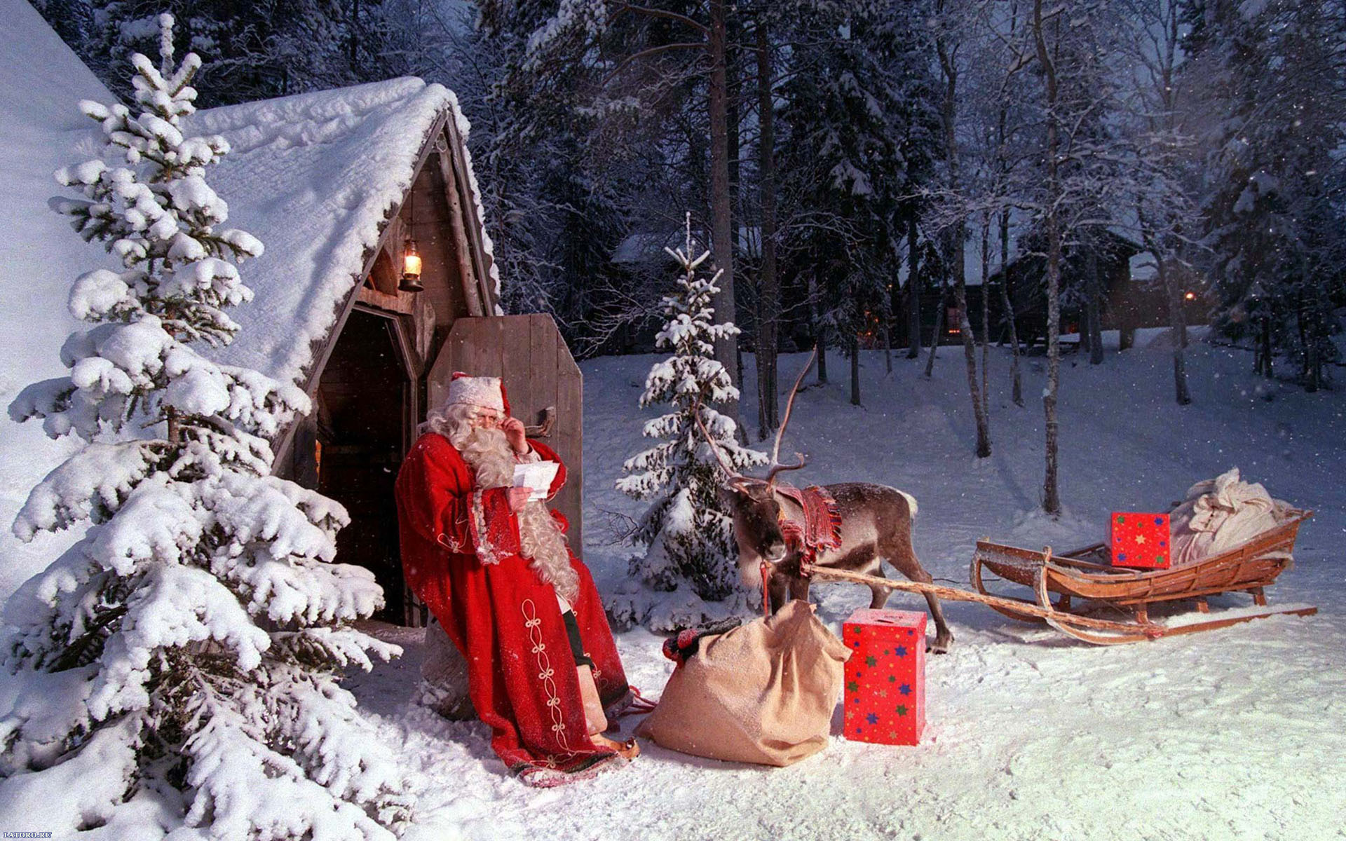 Babbo Natale X Desktop.Babbo Natale Luino Notizie
