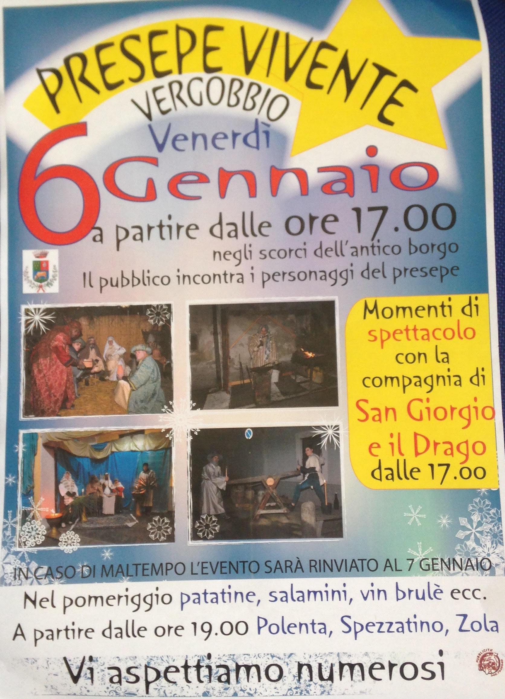 Cuveglio, nel borgo di Vergobbio si rinnova la tradizione del presepe vivente
