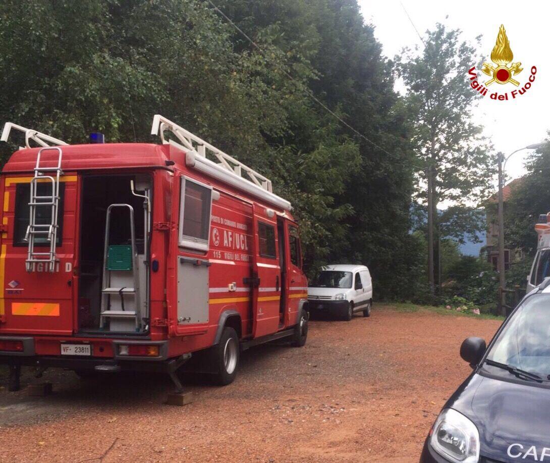 Ganna, due anziani si perdono nel bosco. In corso le ricerche