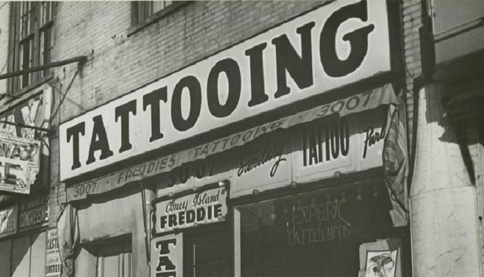 New York e tattoo, una storia d'amore lunga trecento anni