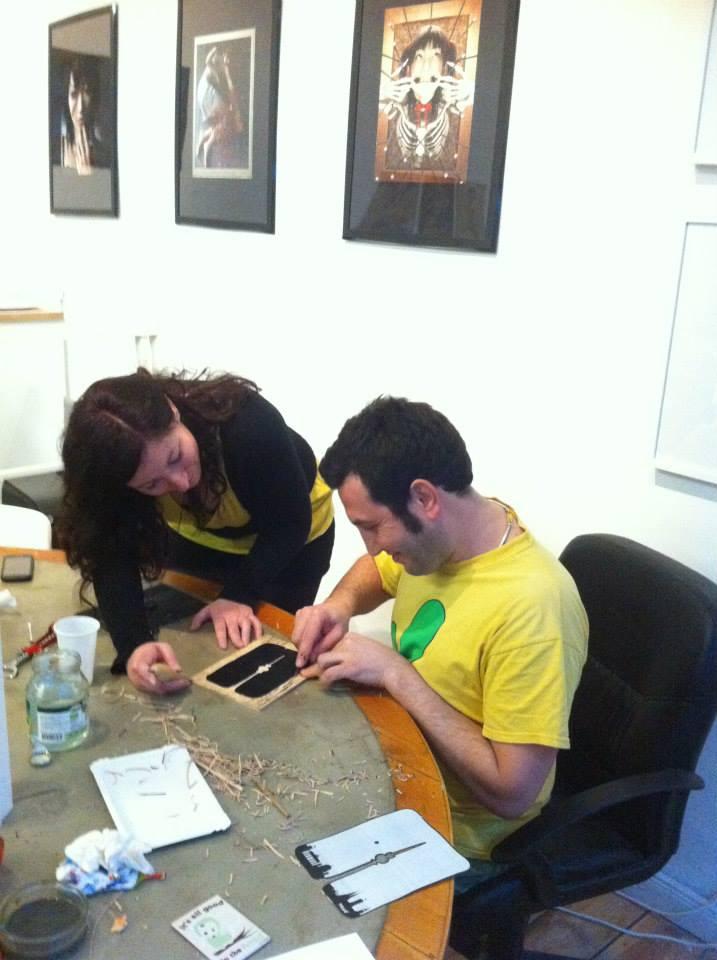 """""""Luinesi all'estero"""", a Berlino Francesca Sai è illustratrice e lavora a diversi progetti editoriali"""
