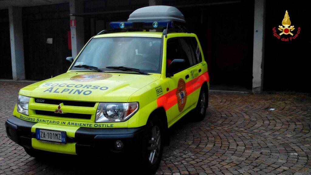 Brezzo di Bedero, 82enne si perde nei boschi della Canonica. Salvato dai Vdf e dal Soccorso Alpino