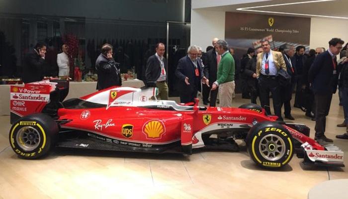 """F1, la nuova Ferrari presentata a Febbraio. Marchionne: """"Giovinazzi terzo pilota"""""""