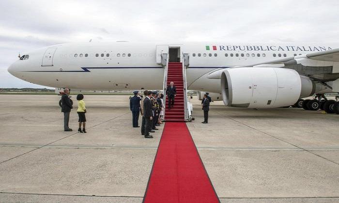 """G7, Gentiloni visita la Casa Bianca per saggiare rapporti con Usa. """"Sul tavolo"""" anche Mediterraneo e protezionismo"""